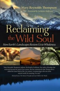 Reclaiming the Wild Soul Book Cover Art